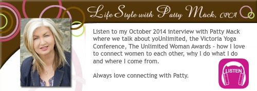 BLISSful Conversations | YAM Magazine & Life Style with Patty Mack