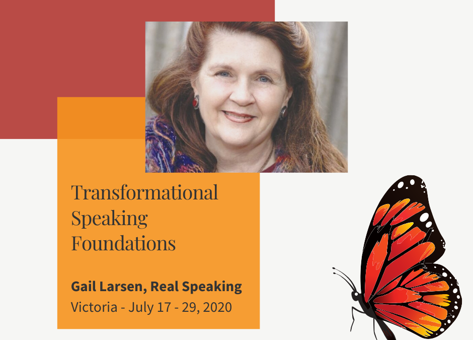 Transformational Speaking Foundations